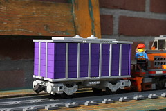 Purple Trainwagon