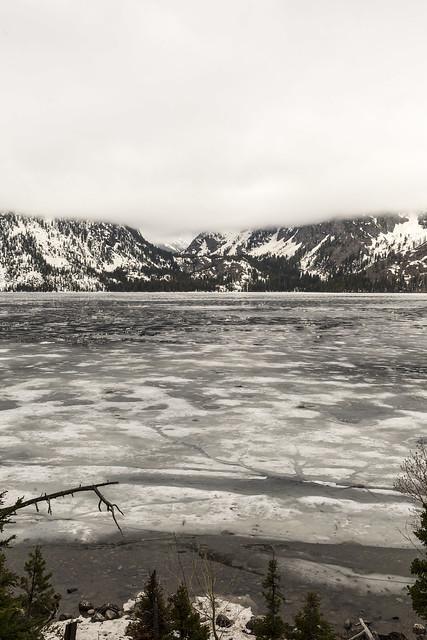 Header of jenny lake