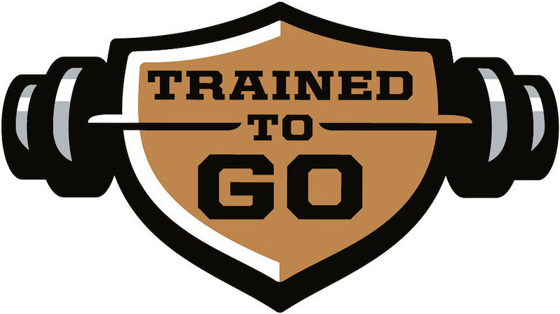 Trained To Go Logo & Official T-shirt Unveiled | The Basketball ...