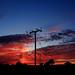 Sunset Pillar by twinklespinalot