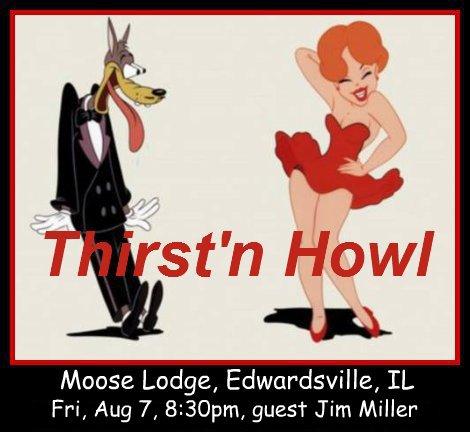 Thirst'n Howl 8-7-15