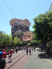 The Hollywood Tower of Terror