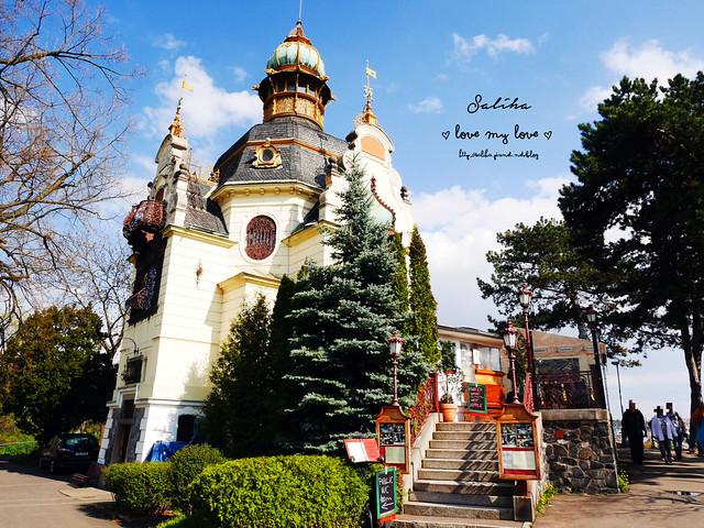 Hanavsky Pavilon交饗情人夢布拉格絕美景觀餐廳下午茶 (12)