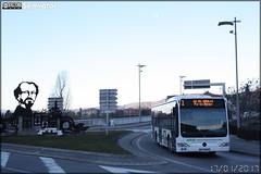 Mercedes-Benz Citaro - RTUD (Régie des Transports Urbains Dignois) - Photo of Digne-les-Bains