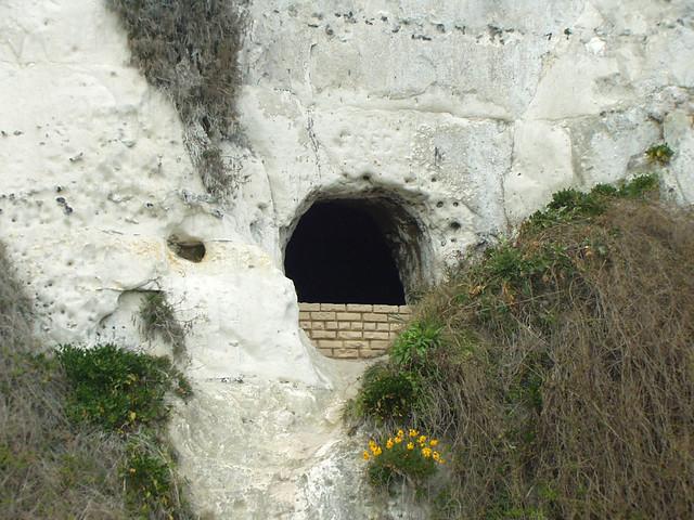 Old Gun hole