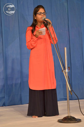 Devotional song by Praveen Singh from Baguihati, West Bengal
