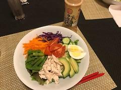 Ramen salad.