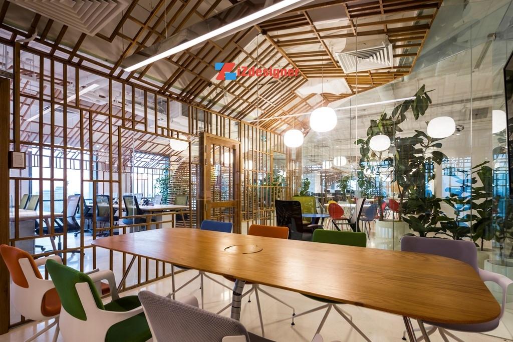 Kiến trúc văn phòng đẹp tại The Purpose Group TP.HCM