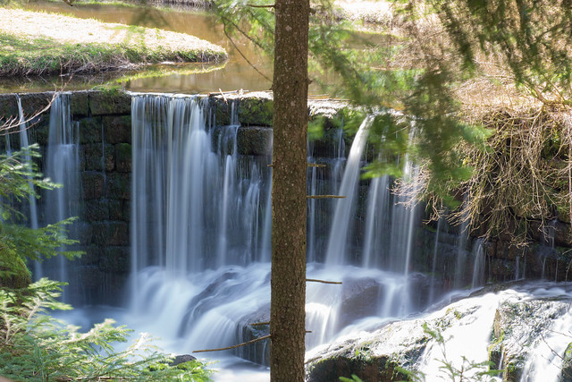 waterfall / Geratser Wasserfall, Sony SLT-A65V, Tamron SP AF 17-50mm F2.8 XR Di II LD Aspherical [IF]