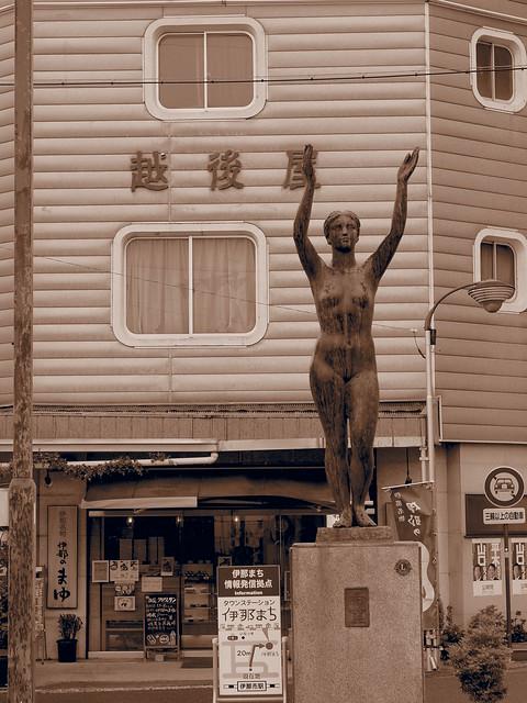 2013.05.19 伊那市駅前