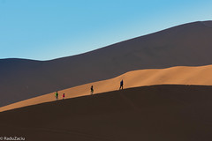 People on Dunes -3-