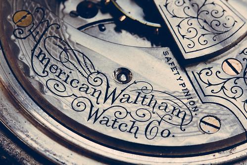 American Waltham Watch Co.