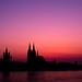 Skyline Köln by renee.hawk