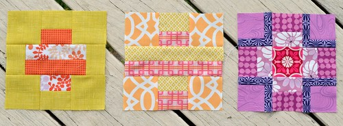 Tula City Sampler blocks 4-6