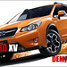 2012 SUBARU XV FOR SALE IN SINGAPORE by Deminic import