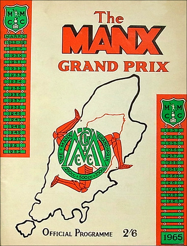 1965 Isle Of Man Manx GP by bullittmcqueen