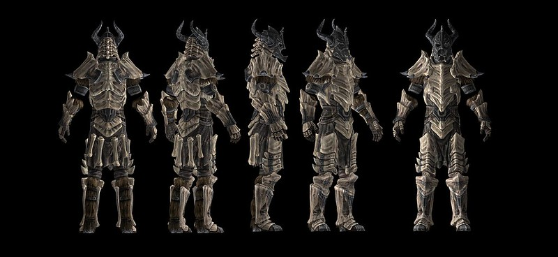 Image result for dragonplate skyrim