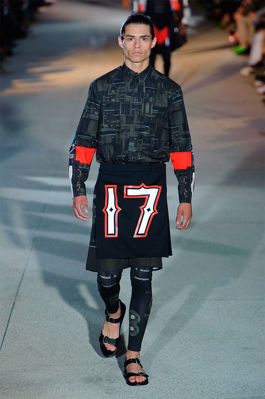 Givenchy Spring:Summer 2014 4