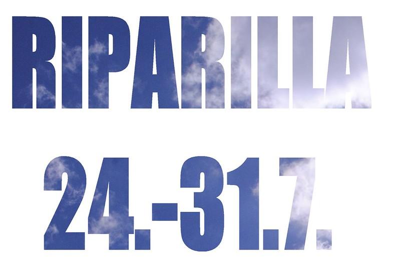 RIPARILLA 24.-31.7.