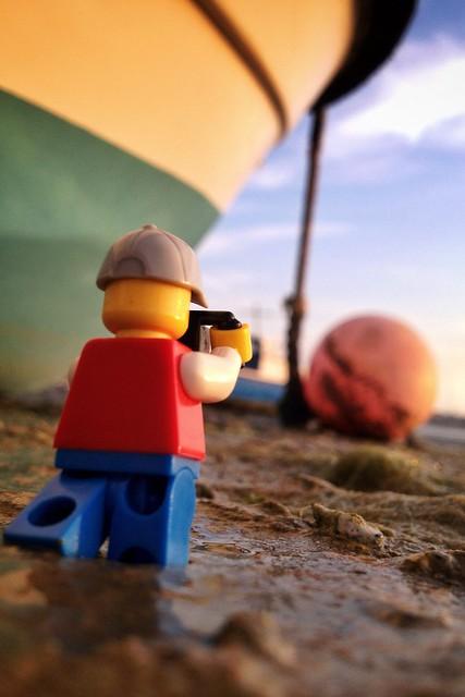 It's a buoy
