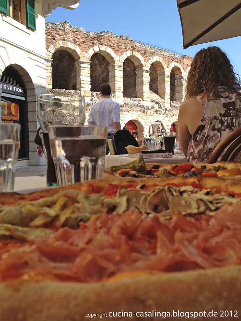 Pizza Arena Verona