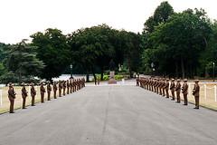 Commandant's Parade