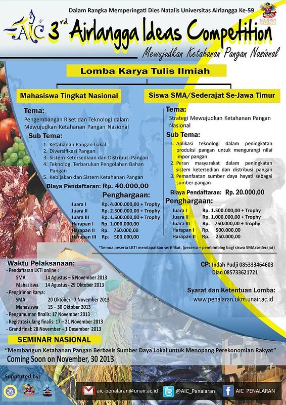 airlangga competition