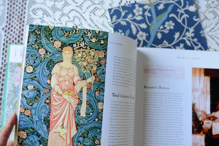 William Morris - Pomona tapestry