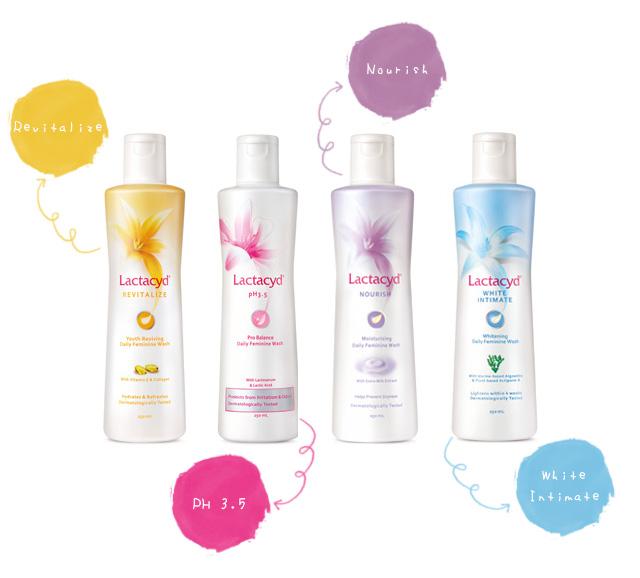 Blogger Miyake's Review on Lactacyd Feminine Wash
