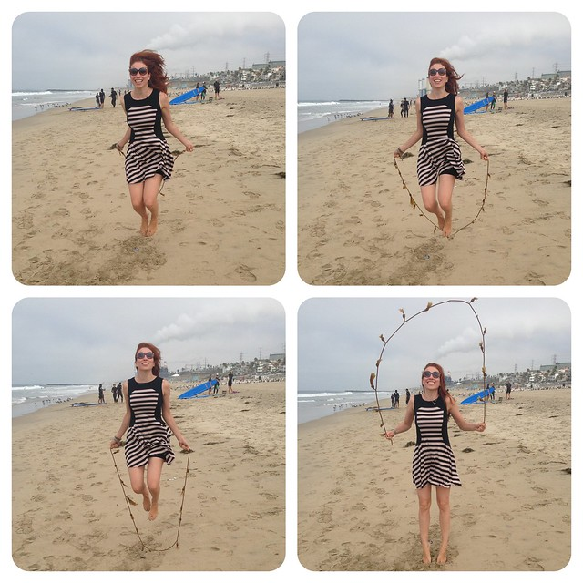 Seaweed Jump Rope
