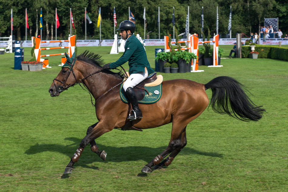 paardenspringen Longines Global