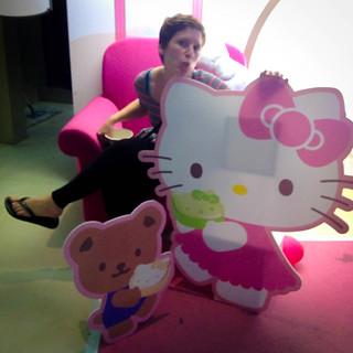 Kristin + Hello Kitty