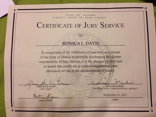 Jury Duty