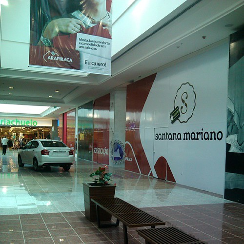 Arapiracs Garden Shopping.