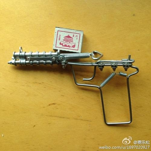 500w塑料焊接枪电路图