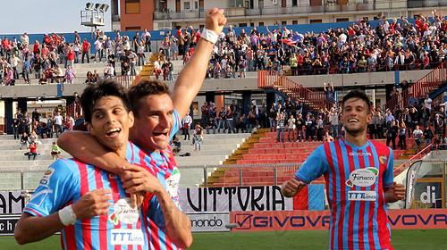 Catania-Genoa 1-1, cronaca e tabellino$