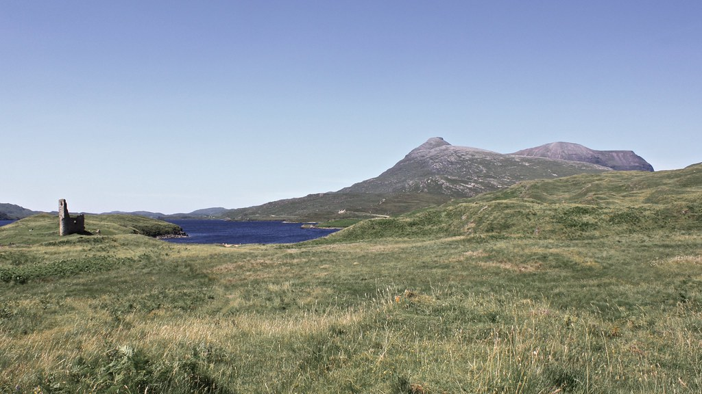 Ardvreck and Quinag