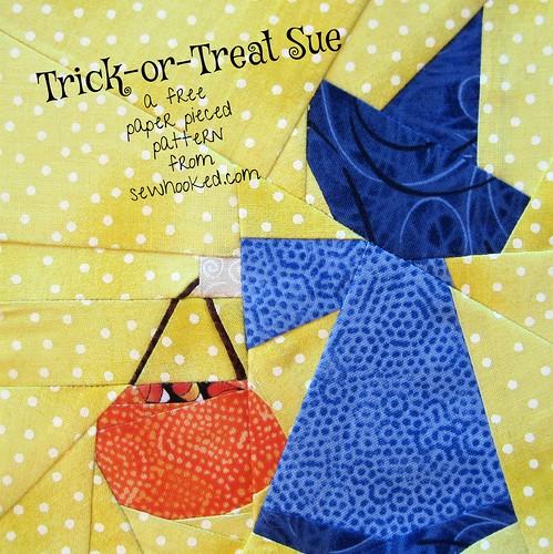 Trick or Treat Sue