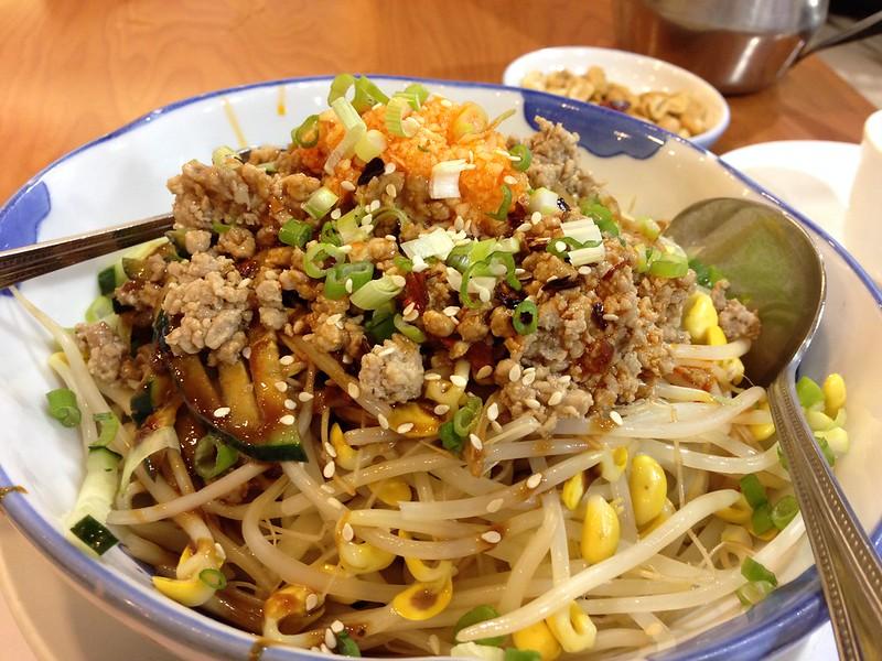 川式担担麺