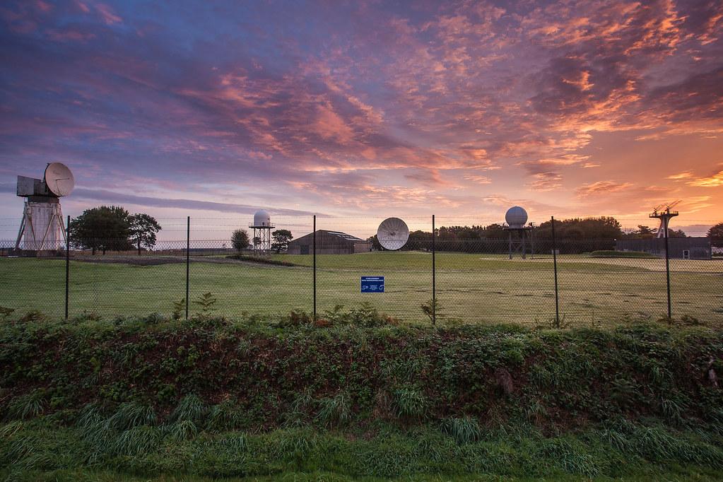 Meteo France, Lannion, Britanny