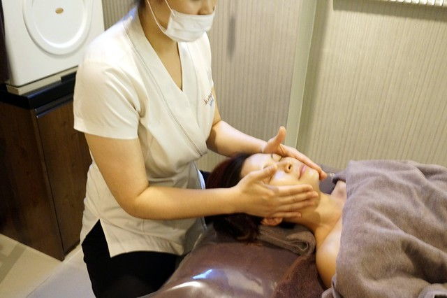 Jurlique Spa and facial - Seoul -006