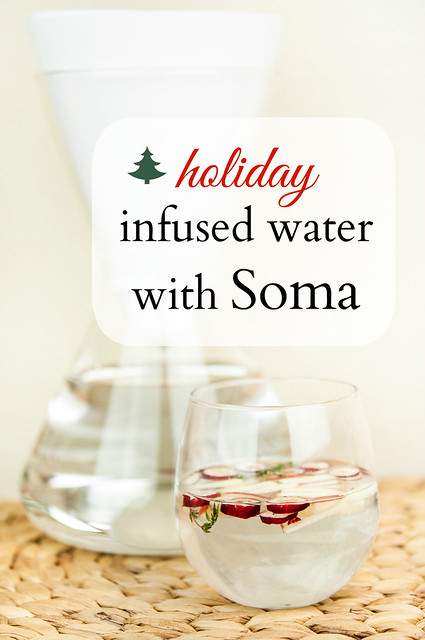 holiday infused water in_the_know_mom