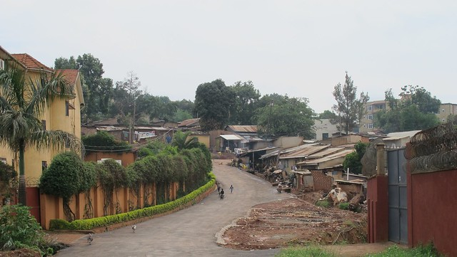 Inequality in Kampala