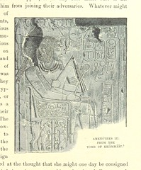 """British Library digitised image from page 321 of """"The Struggle of the Nations. Egypt, Syria, and Assyria ... Edited by A. H. Sayce. Translated by M. L. McClure. With map ... and ... illustrations"""""""