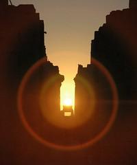 Solstice at Karnak