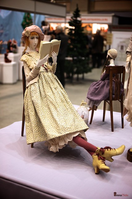 Art of doll (Moscow, december 2013) - 47