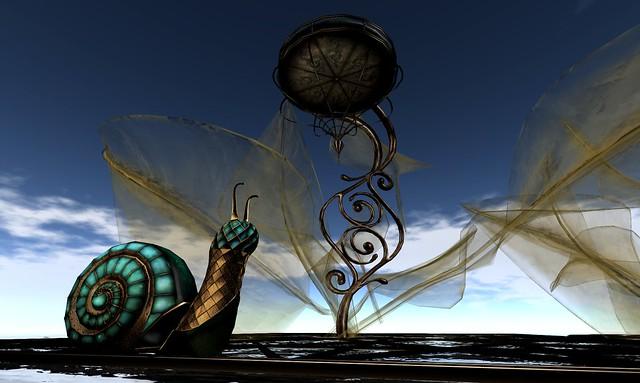Sleepy Snail - 02