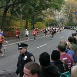 Running through Central Park