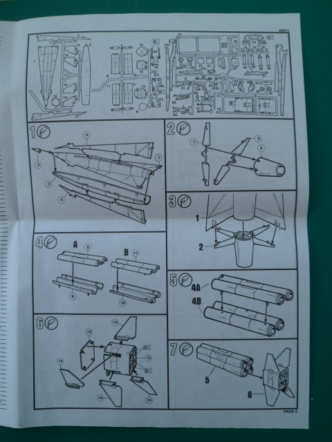 Nike Hercules Missile [Revell 1/40] 11893296825_51f3d3a89d_o