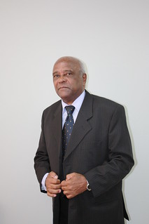 Nelson Bento, pré-canditado a deputado estadual, em visita ao Solidariedade-SP